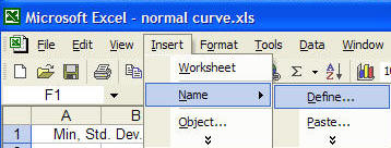 how to draw roc curve in excel